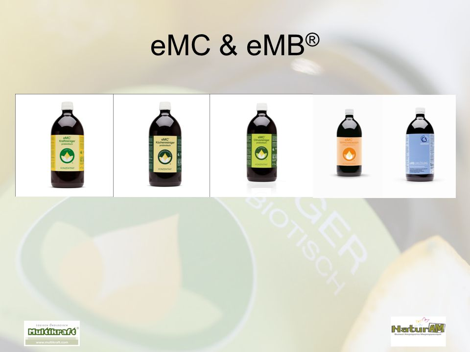 eMC & eMB®