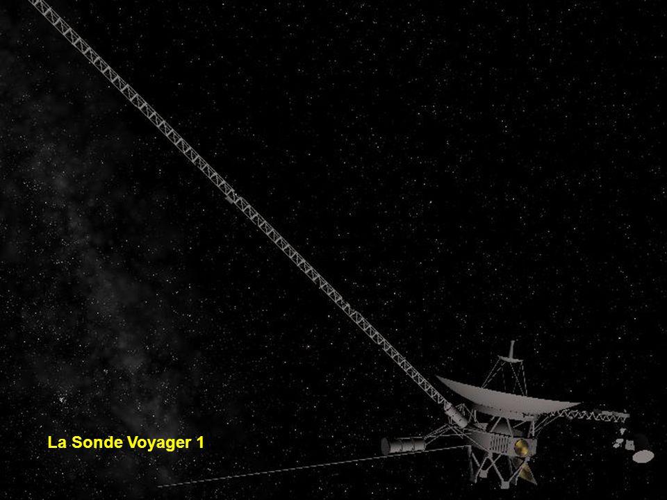 Voyager 1, ο αποκαλούμενος και Βολίδα