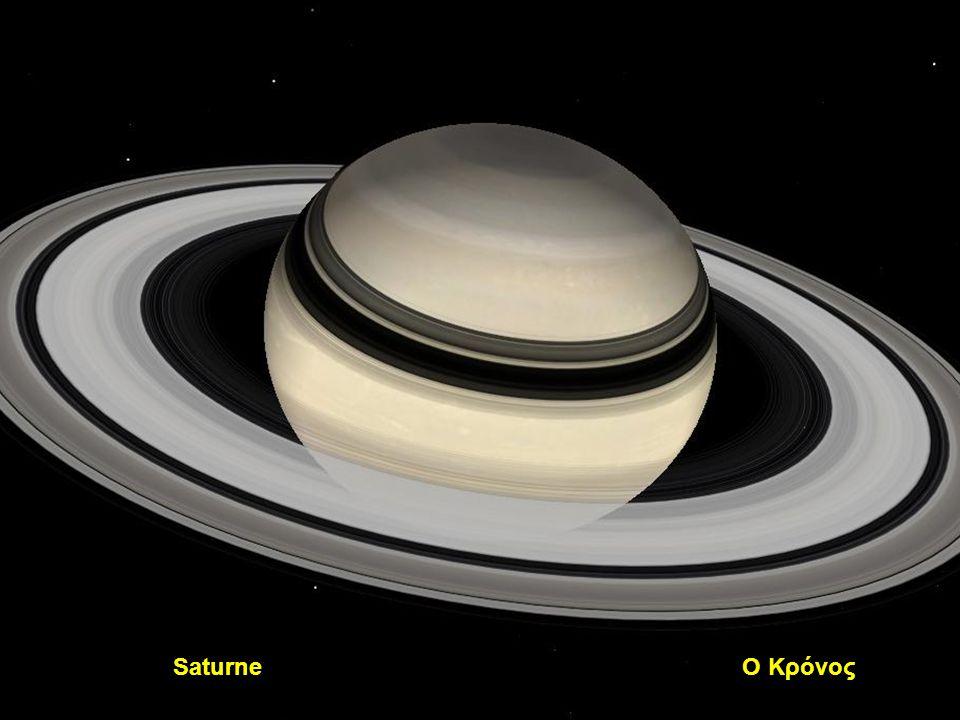 Saturne Ο Κρόνος