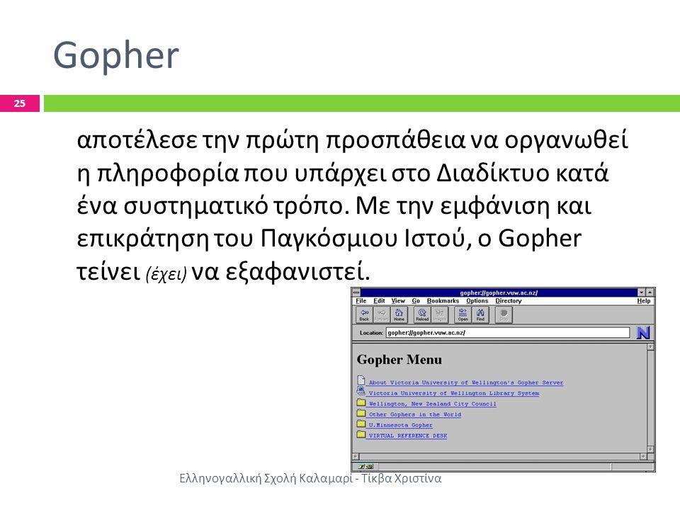 Gopher