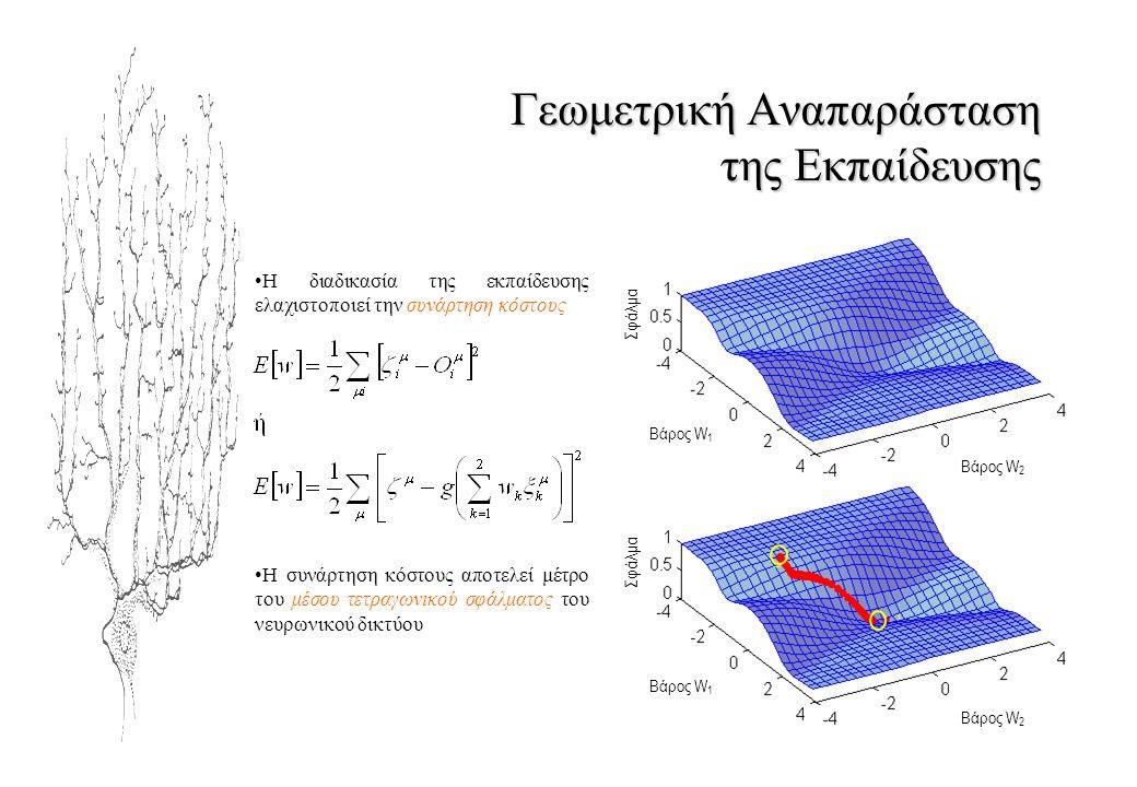 Γεωμετρική Αναπαράσταση της Εκπαίδευσης