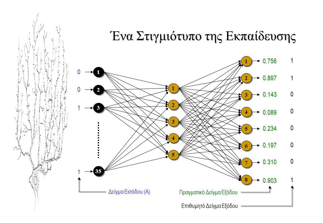 Ένα Στιγμιότυπο της Εκπαίδευσης
