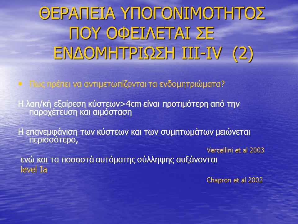 ΘΕΡΑΠΕΙΑ ΥΠΟΓΟΝΙΜΟΤΗΤΟΣ ΠΟΥ ΟΦΕΙΛΕΤΑΙ ΣΕ ΕΝΔΟΜΗΤΡΙΩΣΗ III-IV (2)