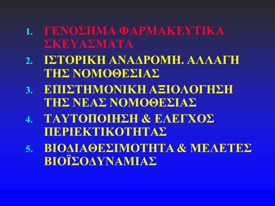 ΓΕΝΟΣΗΜΑ ΦΑΡΜΑΚΕΥΤΙΚΑ ΣΚΕΥΑΣΜΑΤΑ