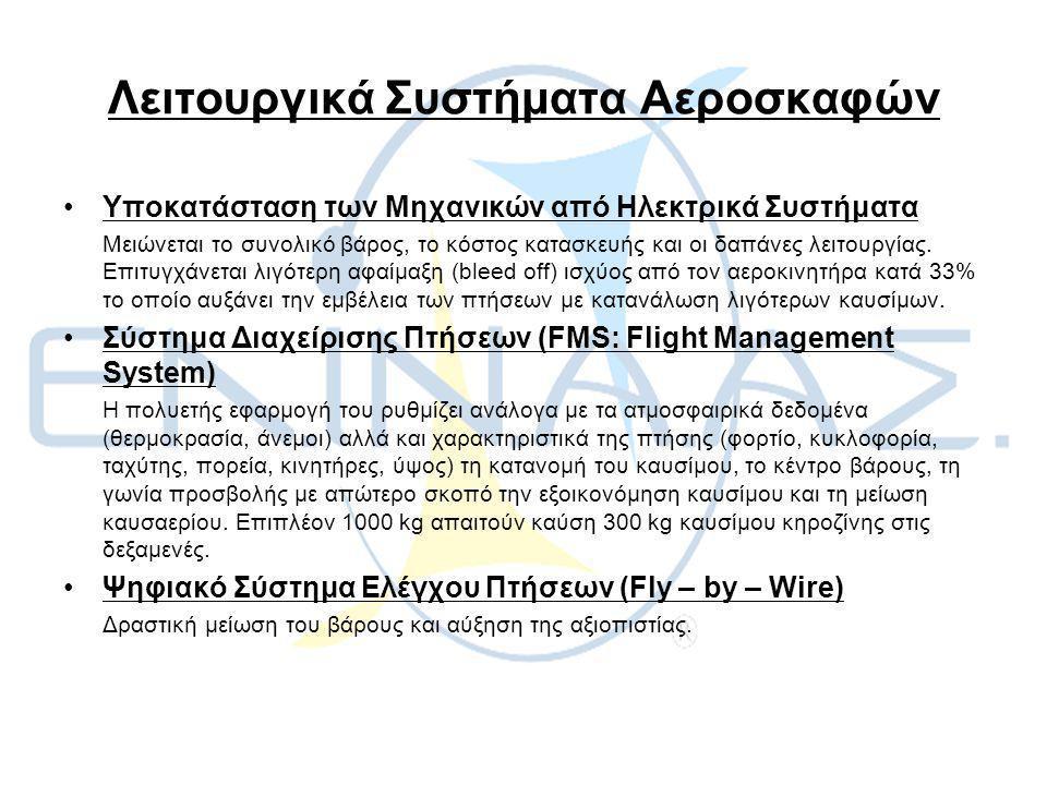Λειτουργικά Συστήματα Αεροσκαφών