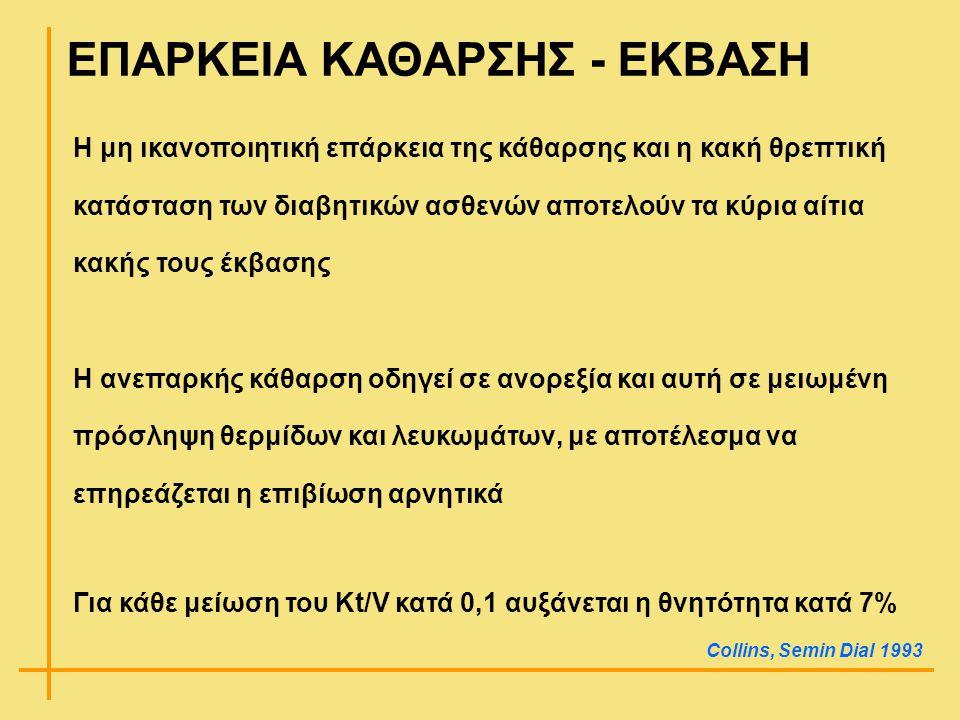 ΕΠΑΡΚΕΙΑ ΚΑΘΑΡΣΗΣ - ΕΚΒΑΣΗ