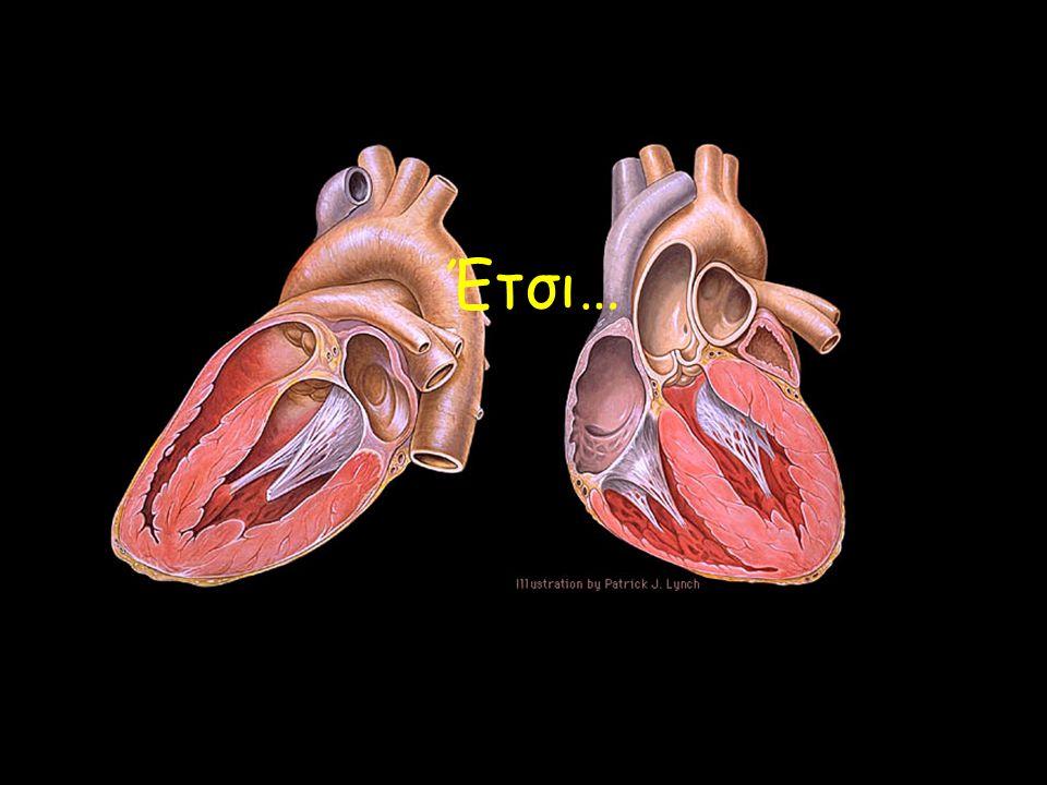 Και μέσα η καρδιά πώς είναι;