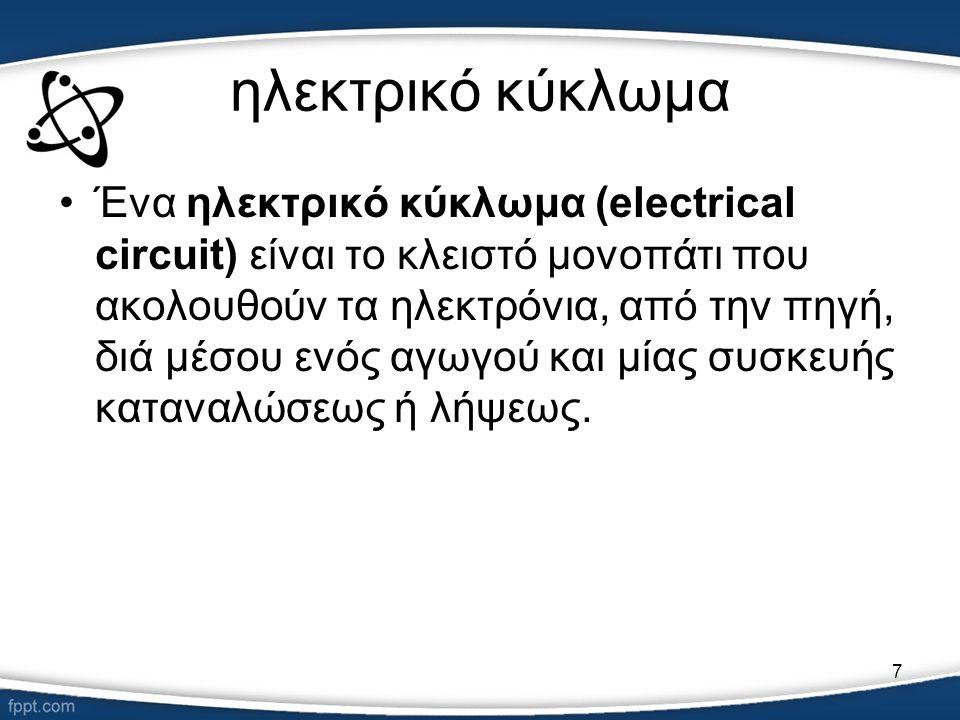 ηλεκτρικό κύκλωμα