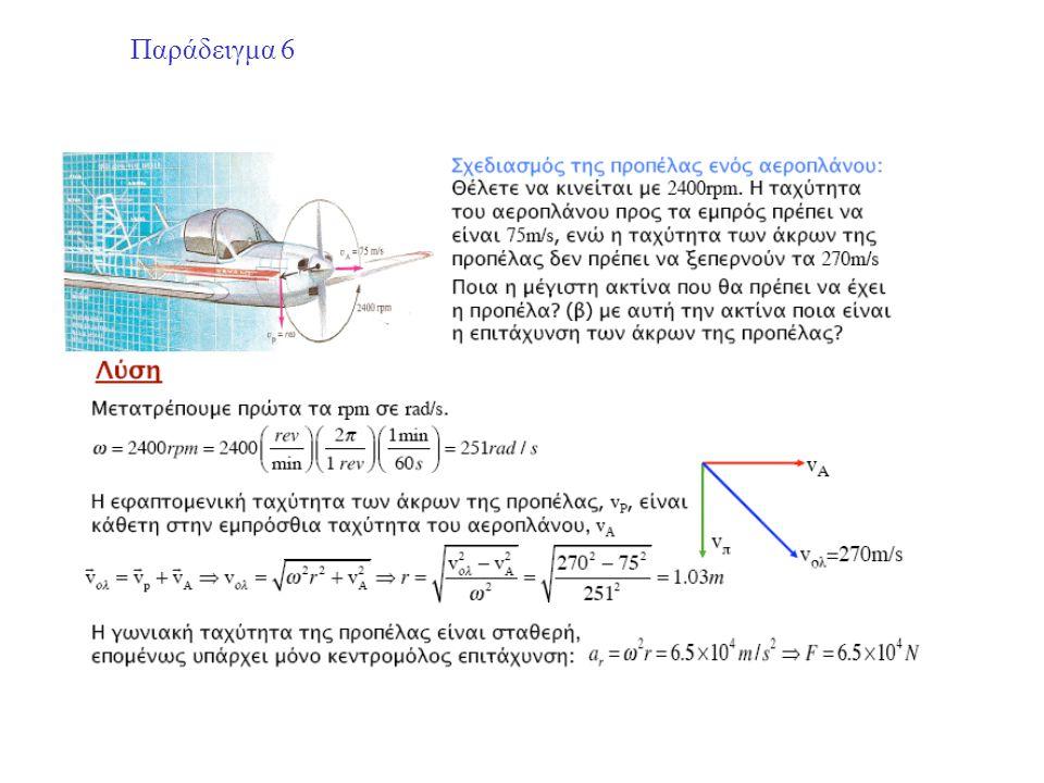 Παράδειγμα 6