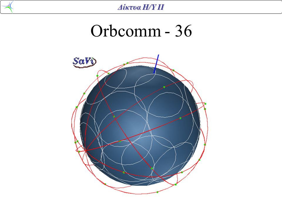 Orbcomm - 36
