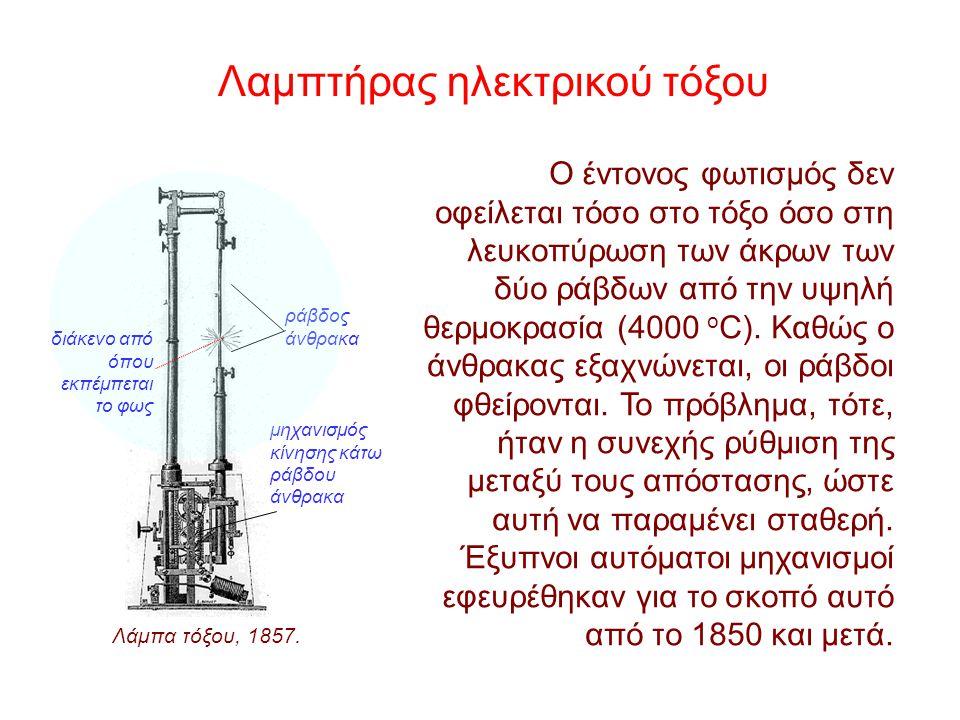 Λαμπτήρας ηλεκτρικού τόξου
