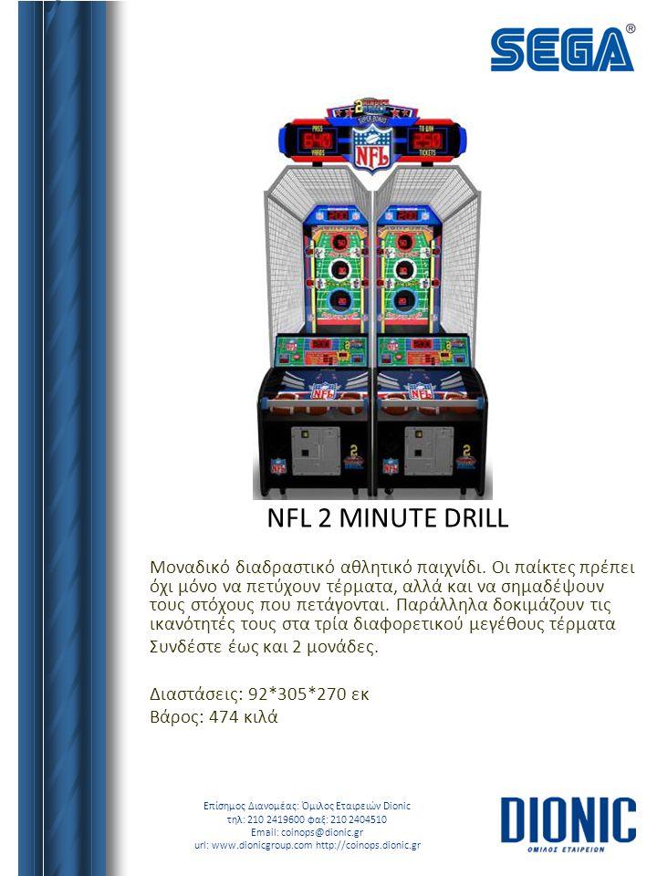 NFL 2 MINUTE DRILL
