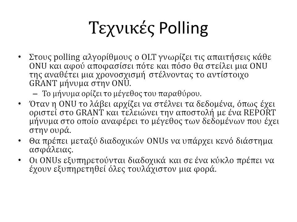Τεχνικές Polling