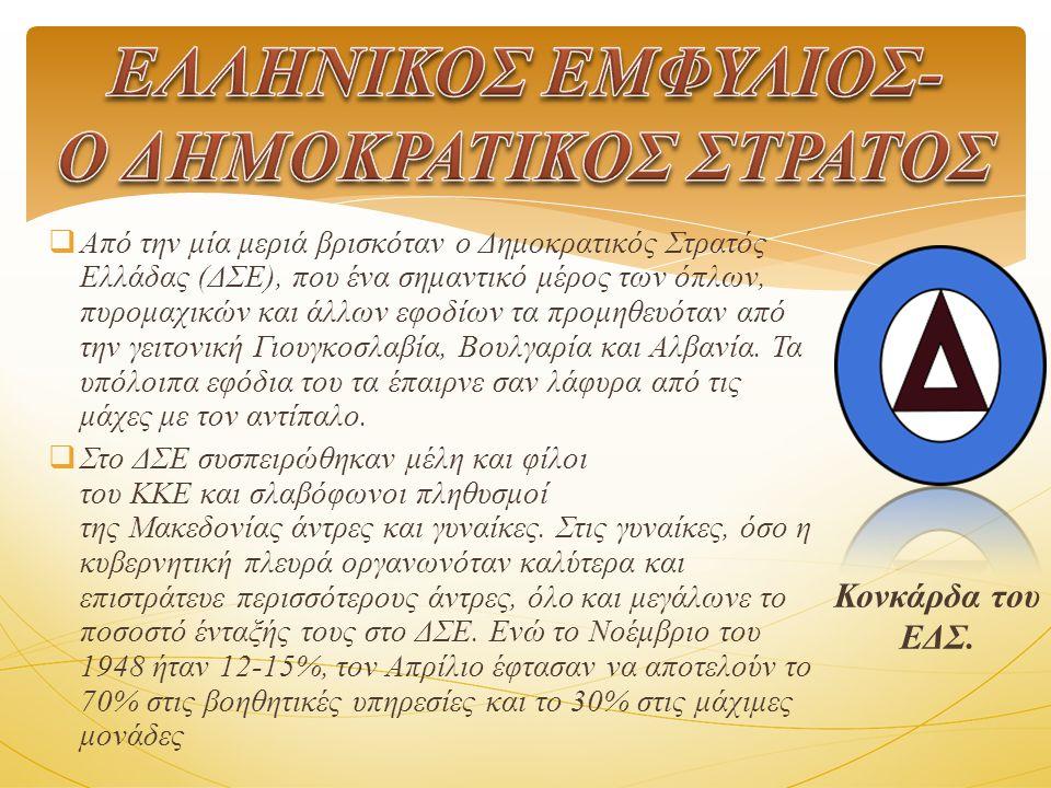 Ο ΔΗΜΟΚΡΑΤΙΚΟΣ ΣΤΡΑΤΟΣ