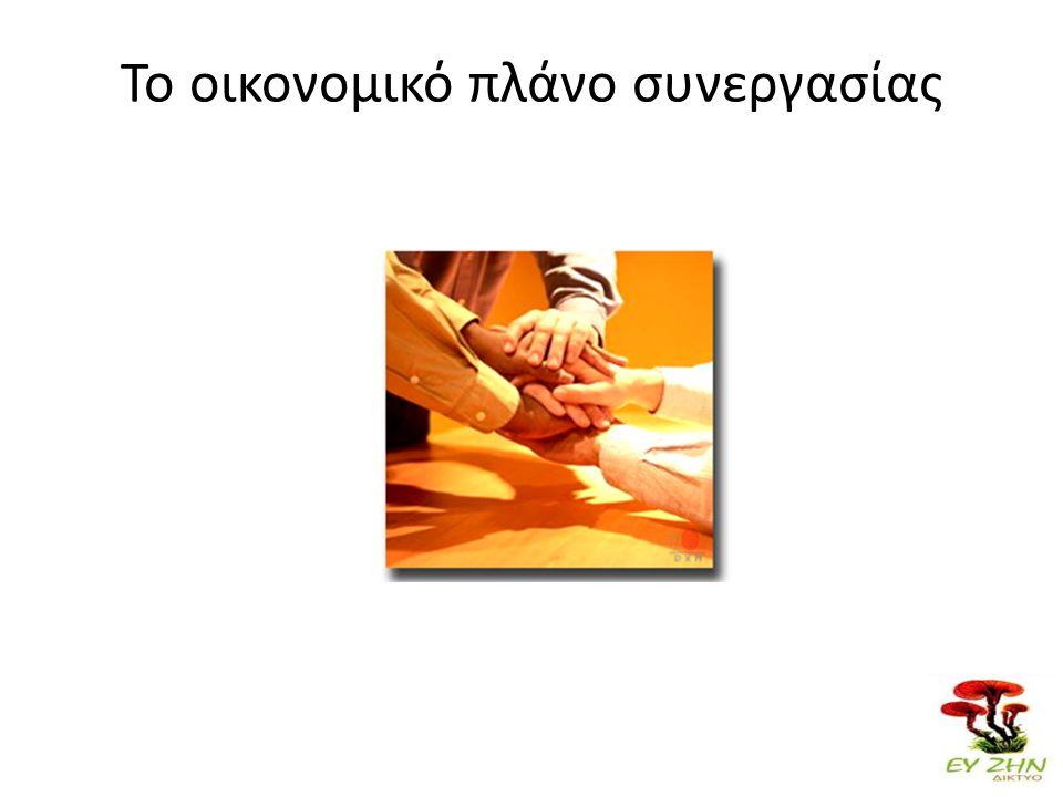 Το οικονομικό πλάνο συνεργασίας