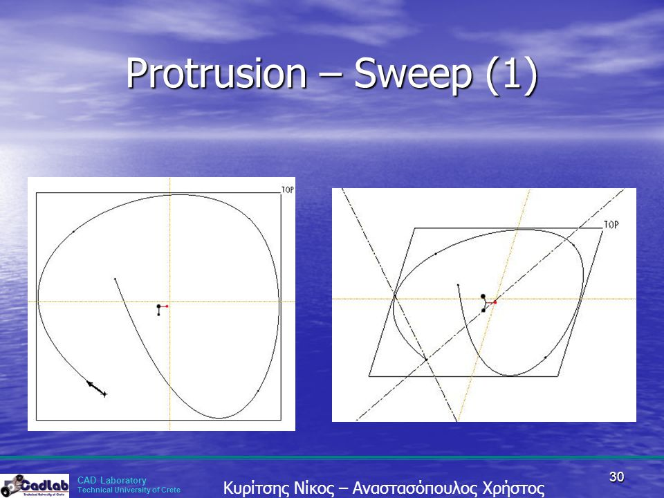 Protrusion – Sweep (1)