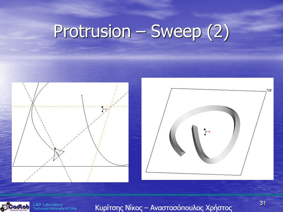 Protrusion – Sweep (2)
