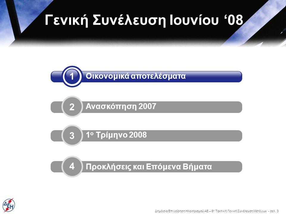 Γενική Συνέλευση Ιουνίου '08