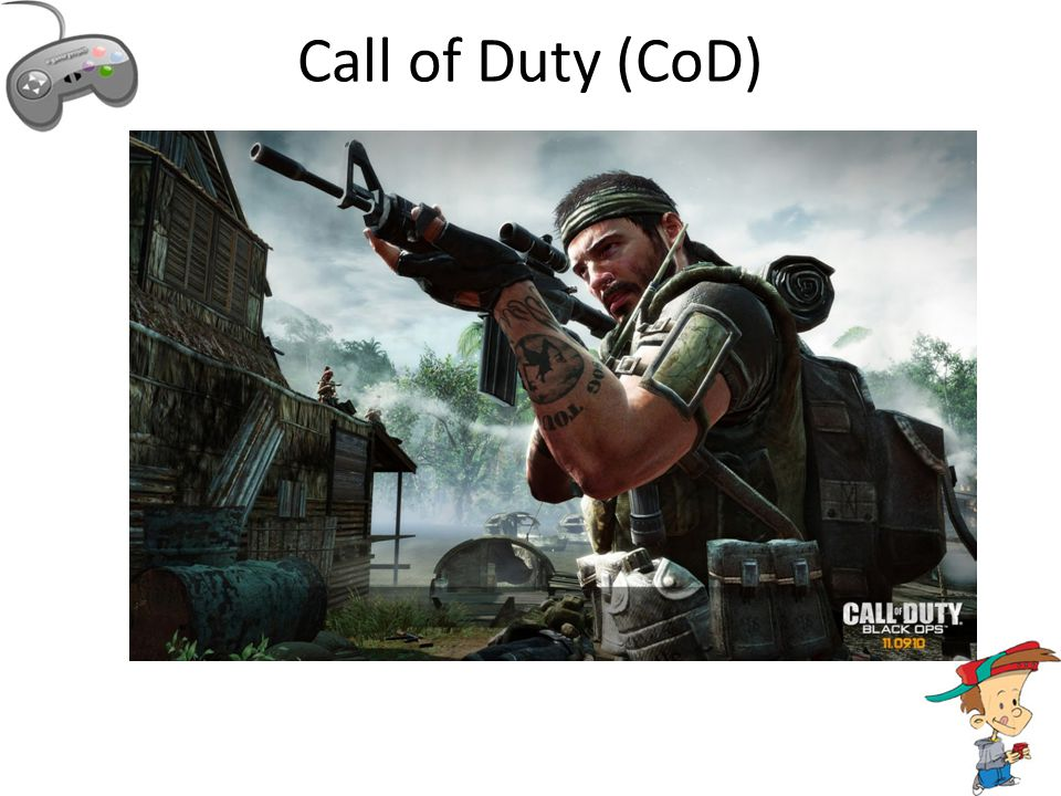 Call of Duty (CoD)