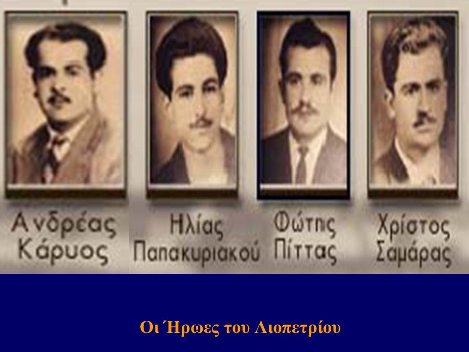 Οι Ήρωες του Λιοπετρίου