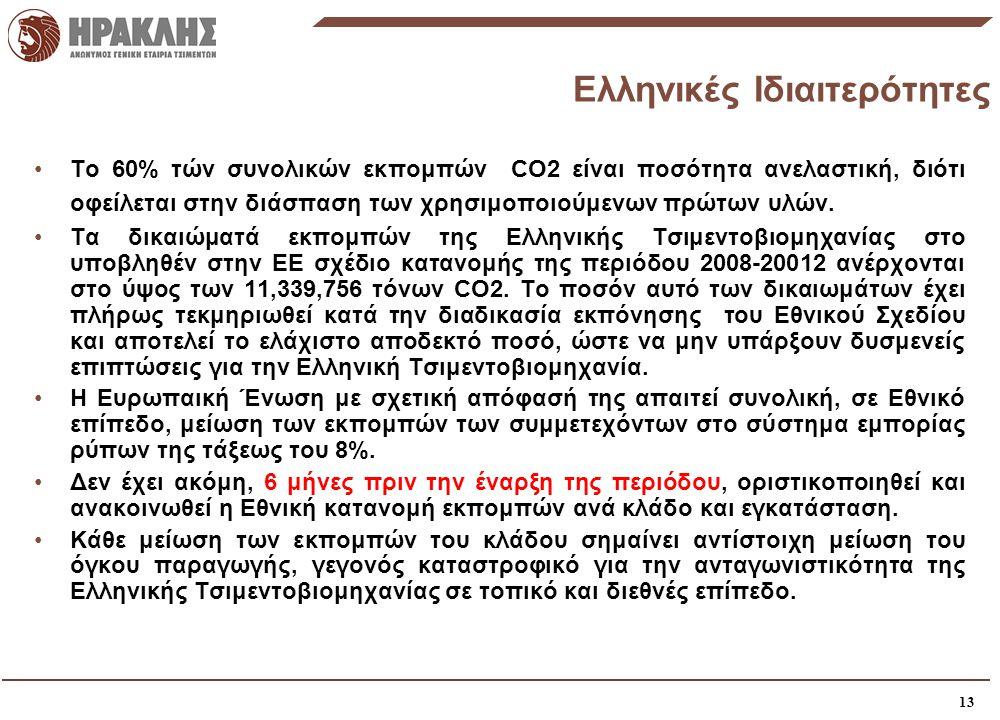 Ελληνικές Ιδιαιτερότητες