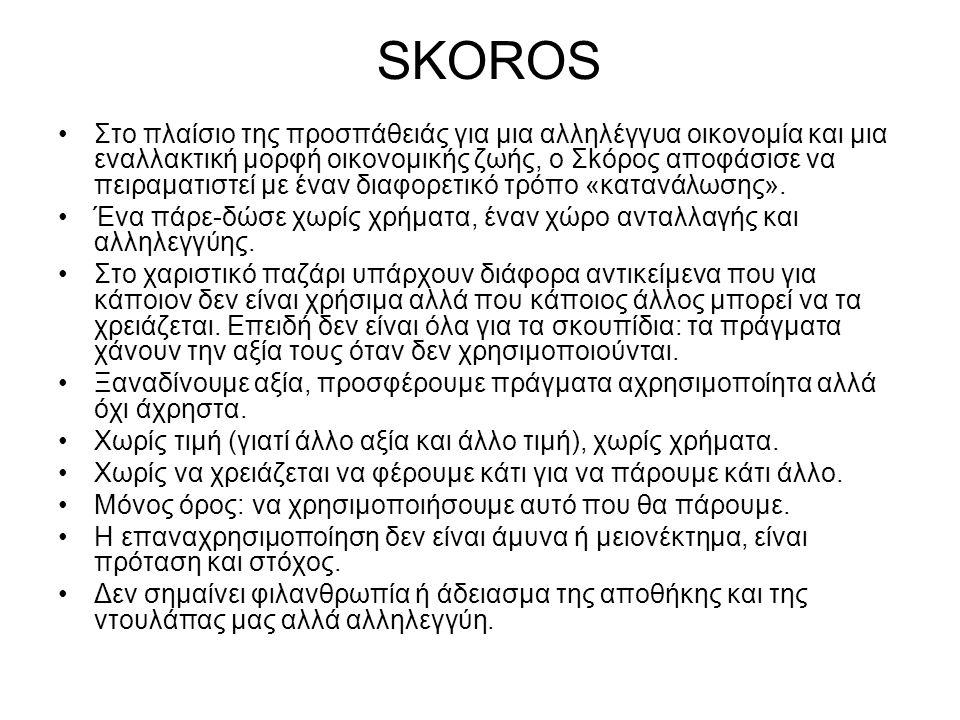 SKOROS