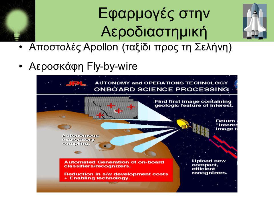 Εφαρμογές στην Αεροδιαστημική