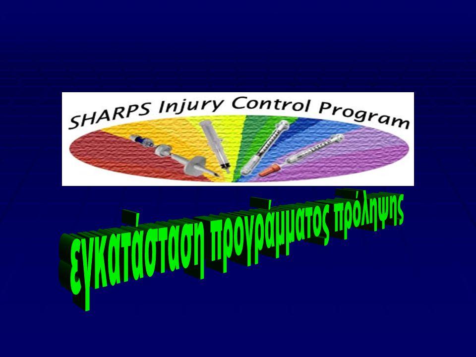 εγκατάσταση προγράμματος πρόληψης