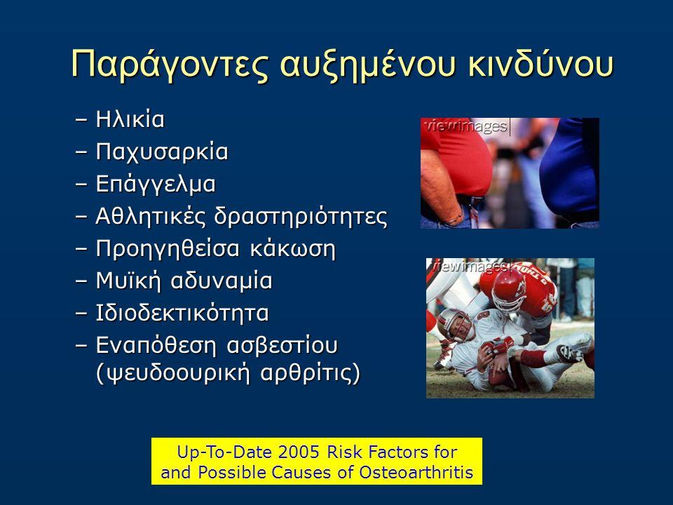 Παράγοντες αυξημένου κινδύνου