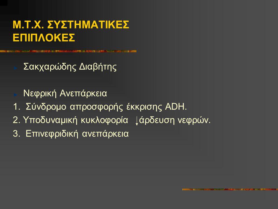 Μ.Τ.Χ. ΣΥΣΤΗΜΑΤΙΚΕΣ ΕΠΙΠΛΟΚΕΣ