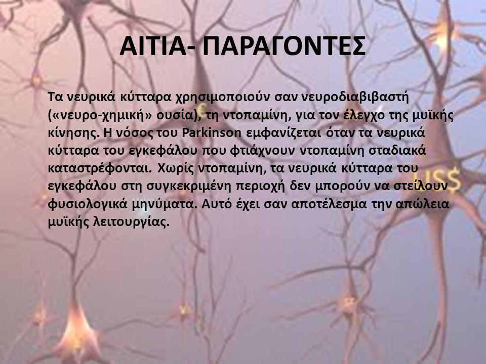 ΑΙΤΙΑ- ΠΑΡΑΓΟΝΤΕΣ