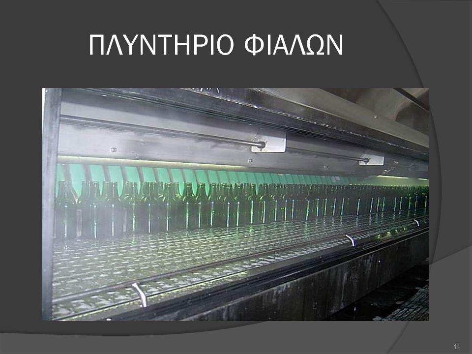 ΠΛΥΝΤΗΡΙΟ ΦΙΑΛΩΝ