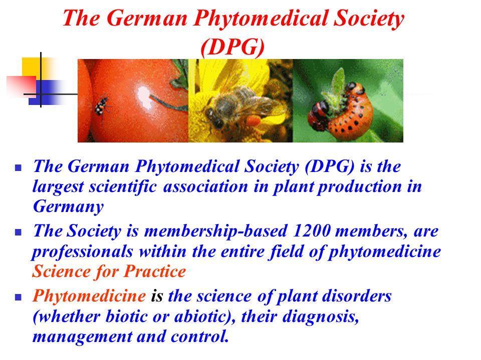 The German Phytomedical Society (DPG)