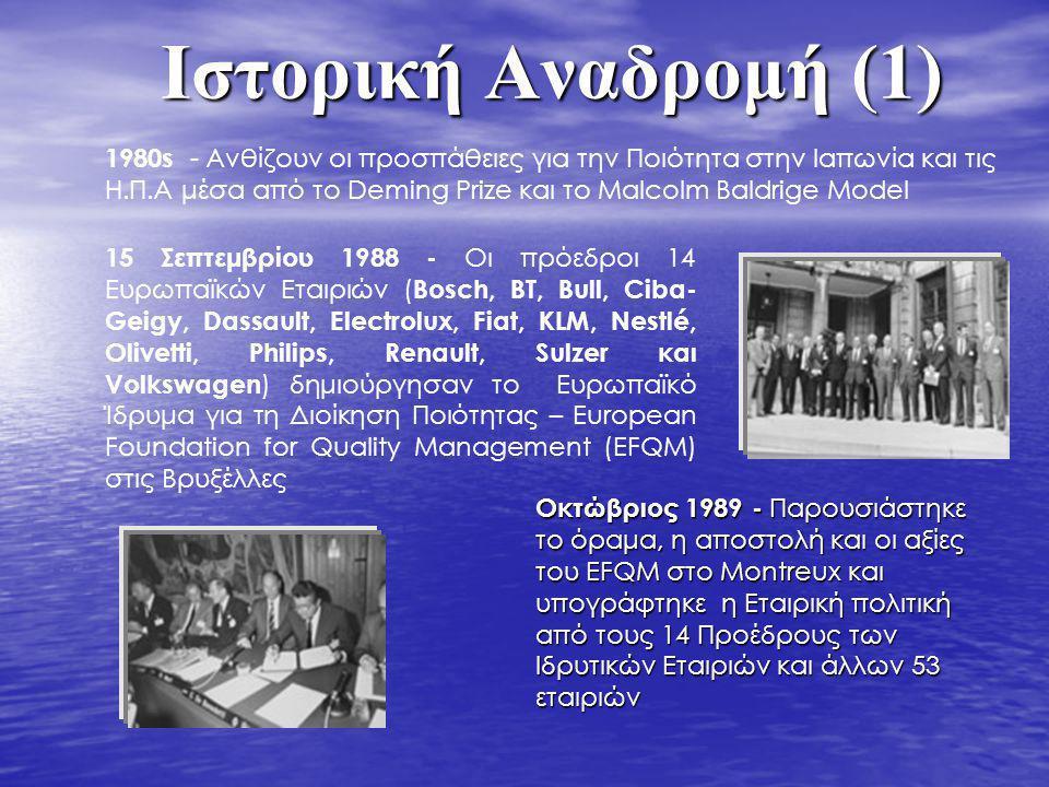Ιστορική Αναδρομή (1)