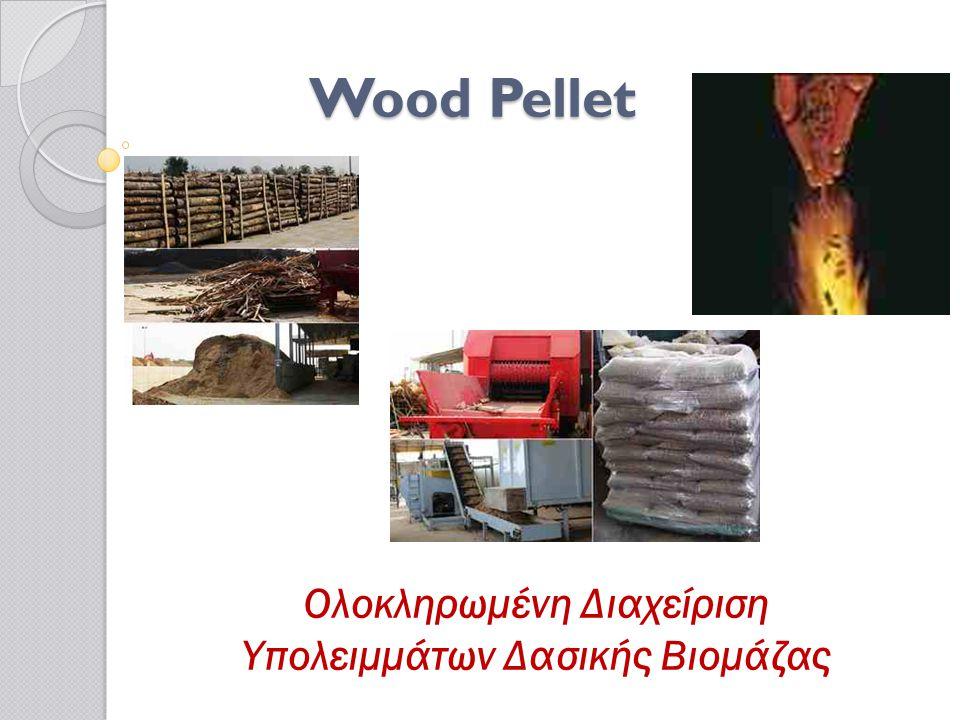 Ολοκληρωμένη Διαχείριση Υπολειμμάτων Δασικής Βιομάζας