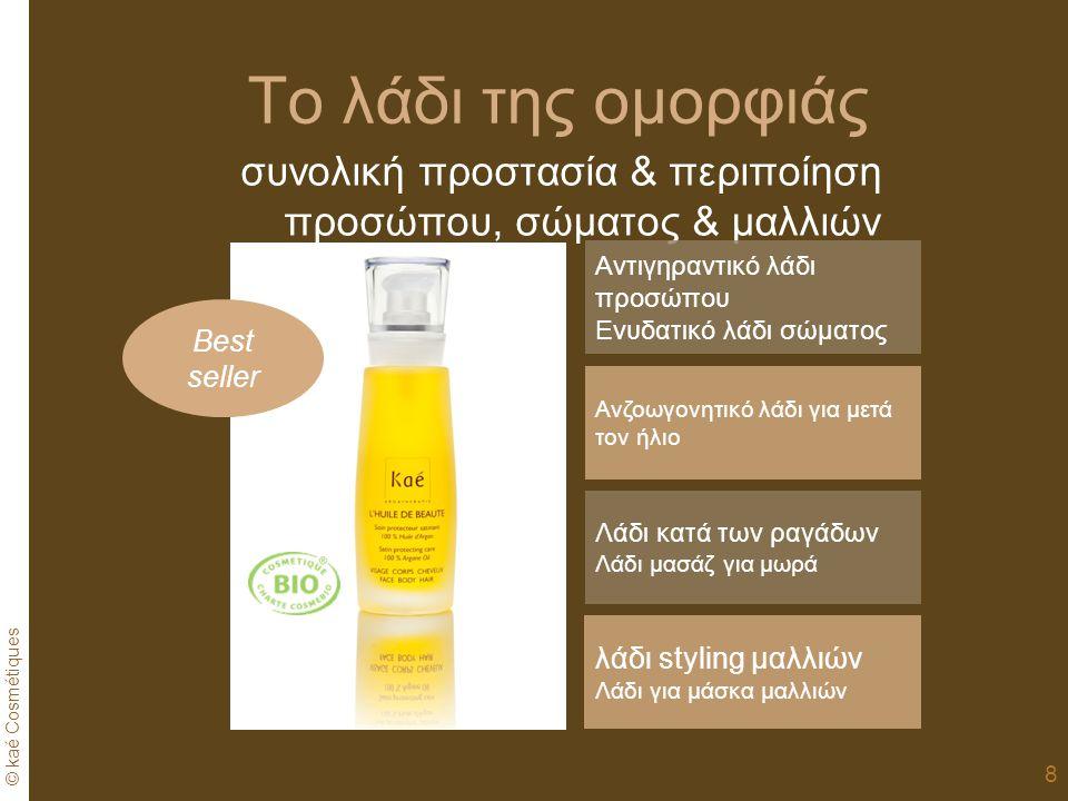 συνολική προστασία & περιποίηση προσώπου, σώματος & μαλλιών