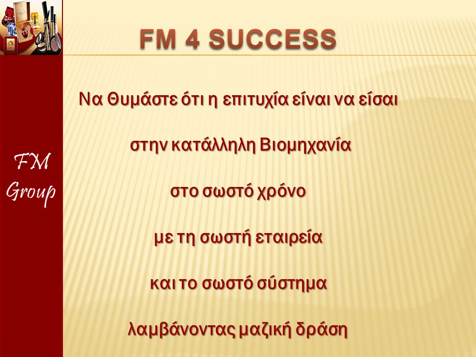 FM 4 SUCCESS FM Group.