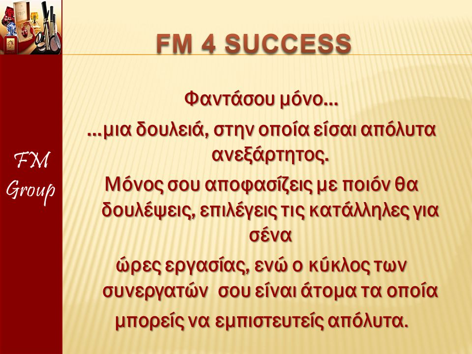 FM Group FM 4 SUCCESS.
