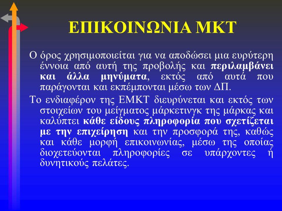 ΕΠΙΚΟΙΝΩΝΙΑ ΜΚΤ