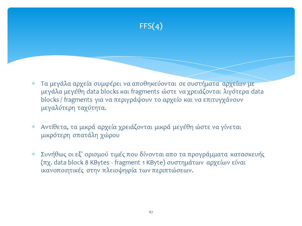 FFS(4)