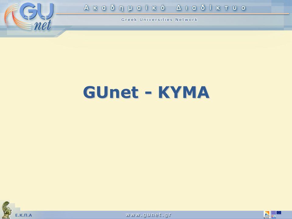 GUnet - KYMA