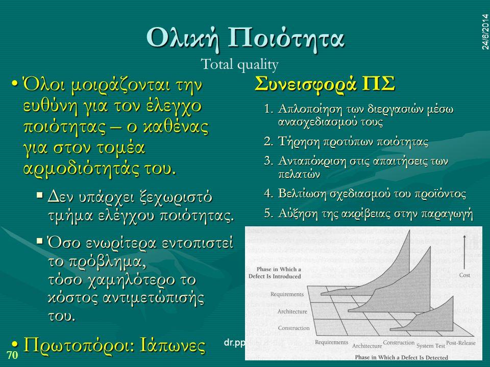 Πανεπιστήμιο Αιγαίου Μηχανικοί Σχεδίασης Προϊόντων & Συστημάτων 5000: Πληροφοριακά Συστήματα (Α μέρος) 3ο έτος