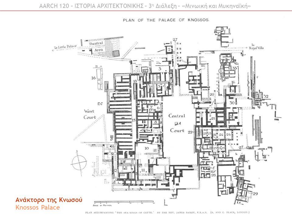 Ανάκτορο της Κνωσού Knossos Palace