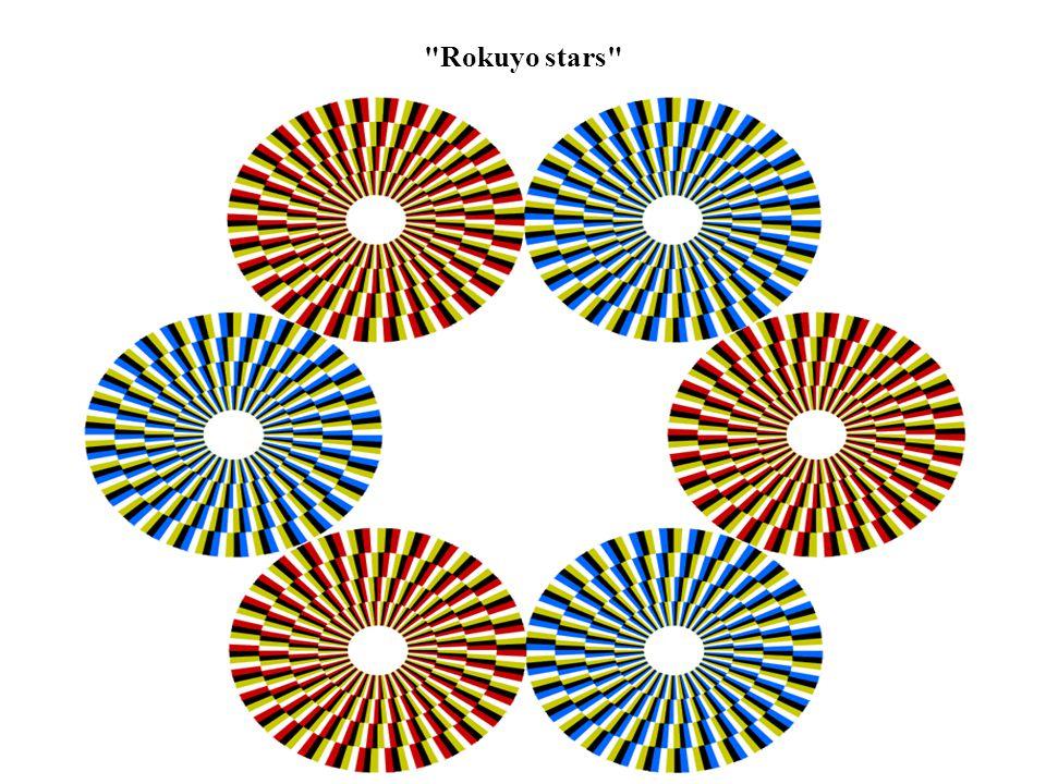 Rokuyo stars