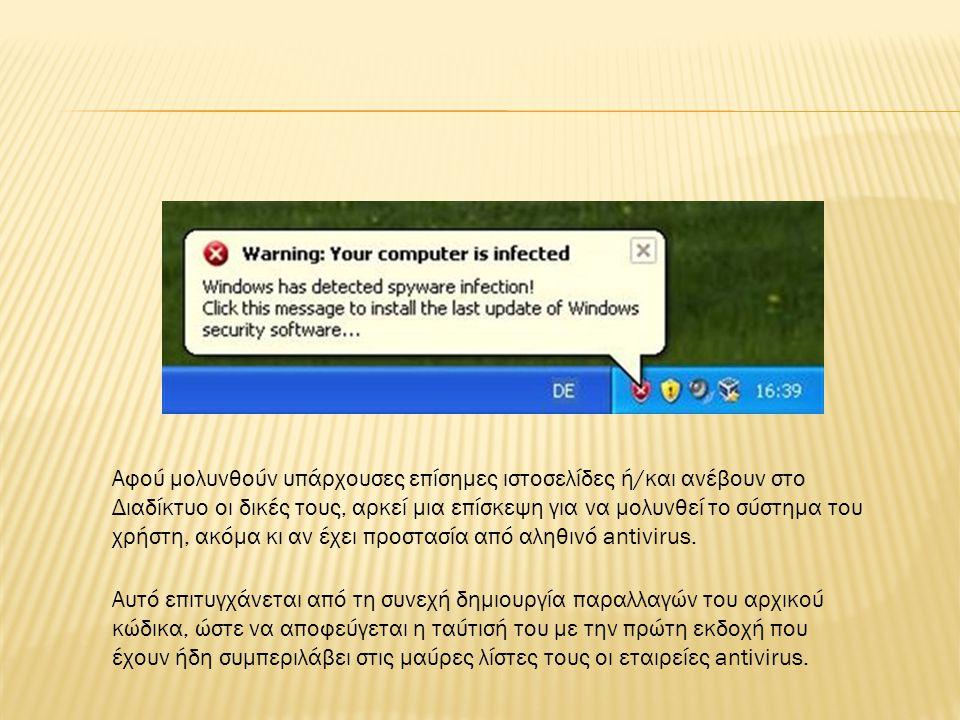 Πώς θα απαλλαγώ από ψεύτικα Antivirus…