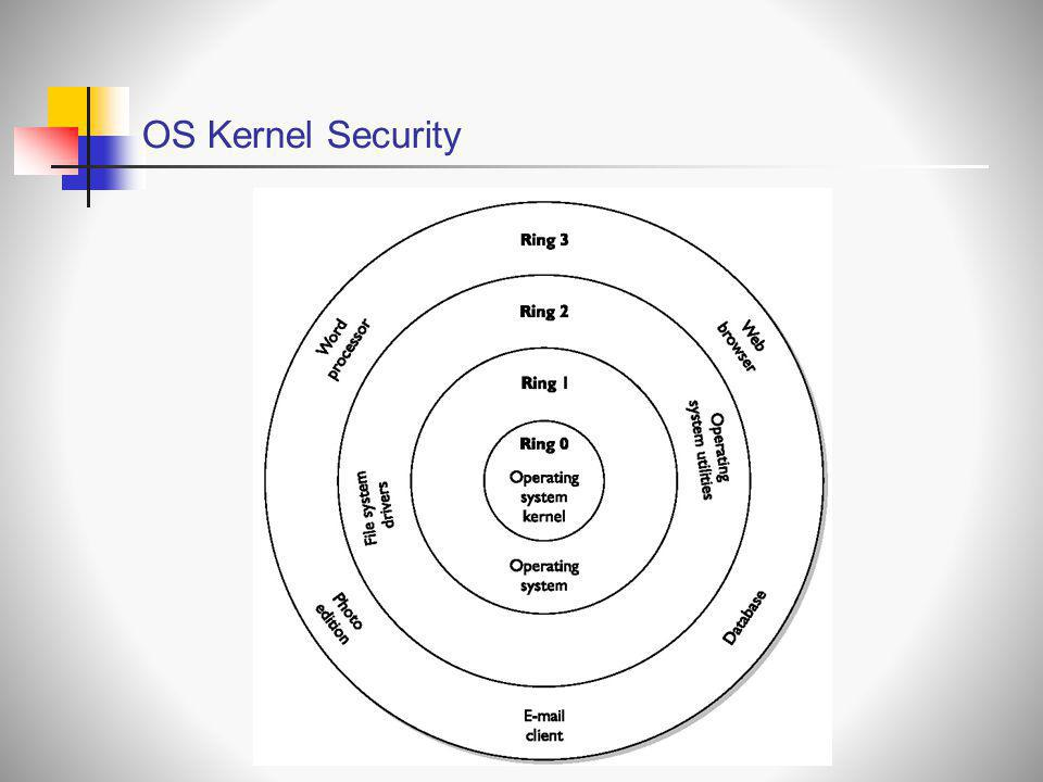 OS Kernel Security