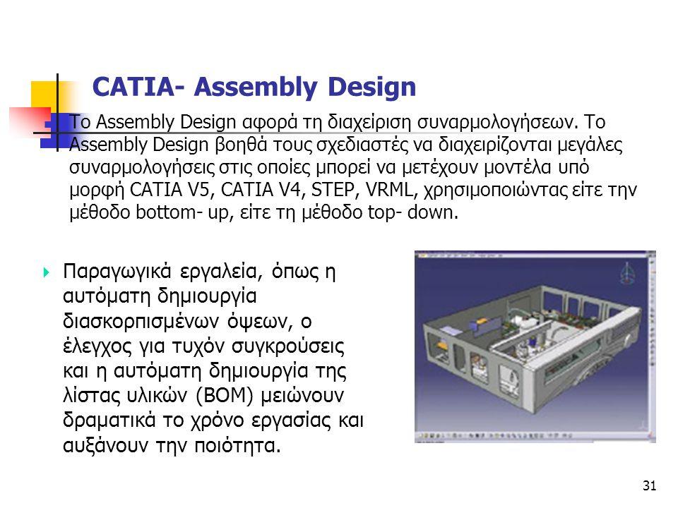 CATIA- Assembly Design