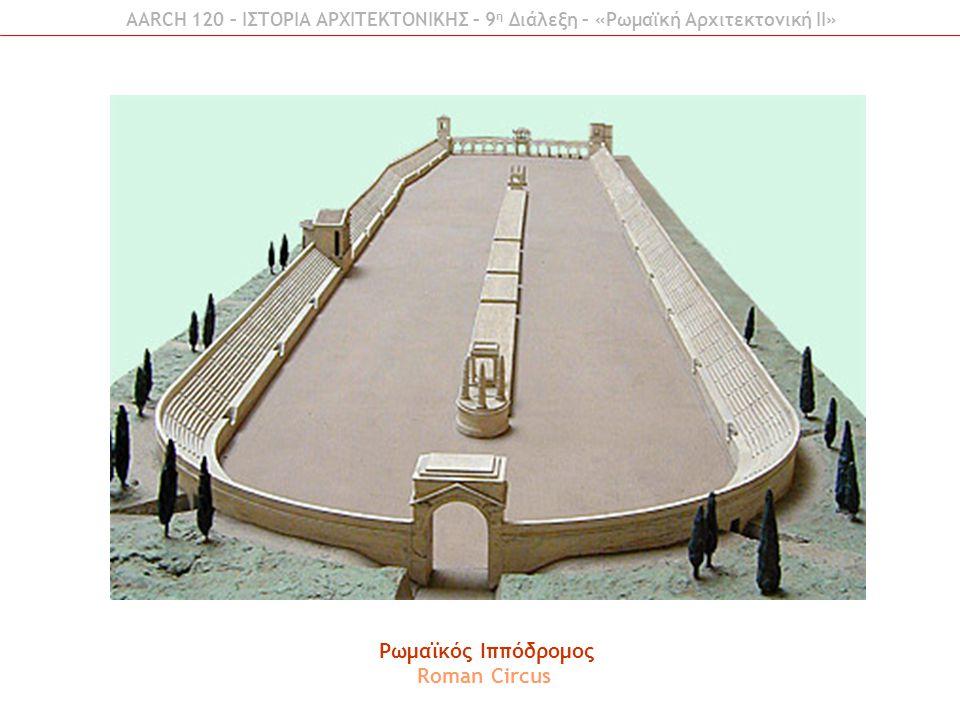 Ρωμαϊκός Ιππόδρομος Roman Circus