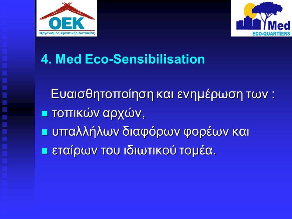 4. Med Eco-Sensibilisation