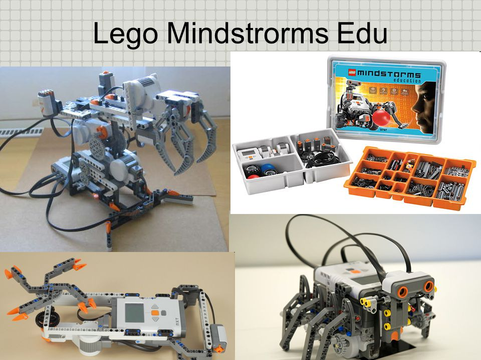 Lego Mindstrorms Edu Ειδικό μέρος ΠΕ04 -Εισαγωγή στη Ρομποτική